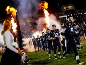 UConn vs. Pitt, Nov. 9, 2012 (Jared Wickerham/Getty Images)