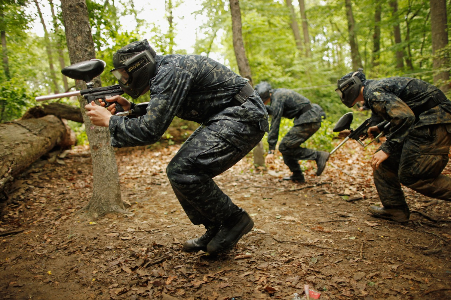 Top Paintball Arenas In Connecticut Cbs Connecticut