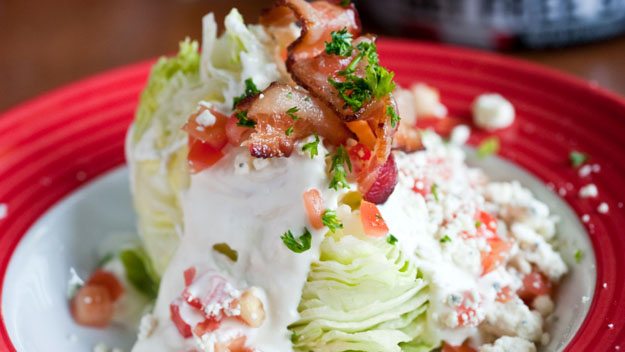 Ranch Salad Wedges, Salads, Menu Planning, Father's Day, Meals, Food Gifts