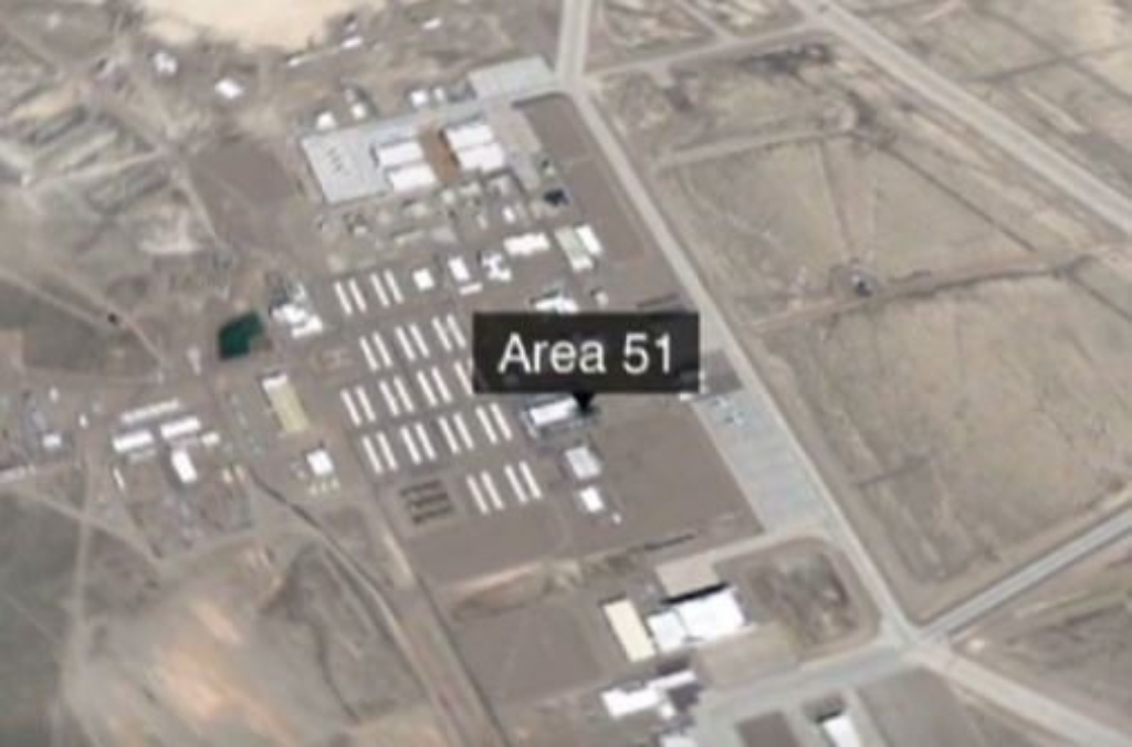 Storm Area 51' Event 'To See Them Aliens' Removed By Facebook – CBS